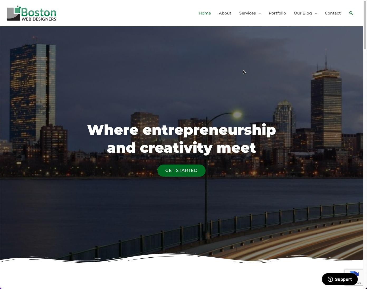 Boston Web Designers