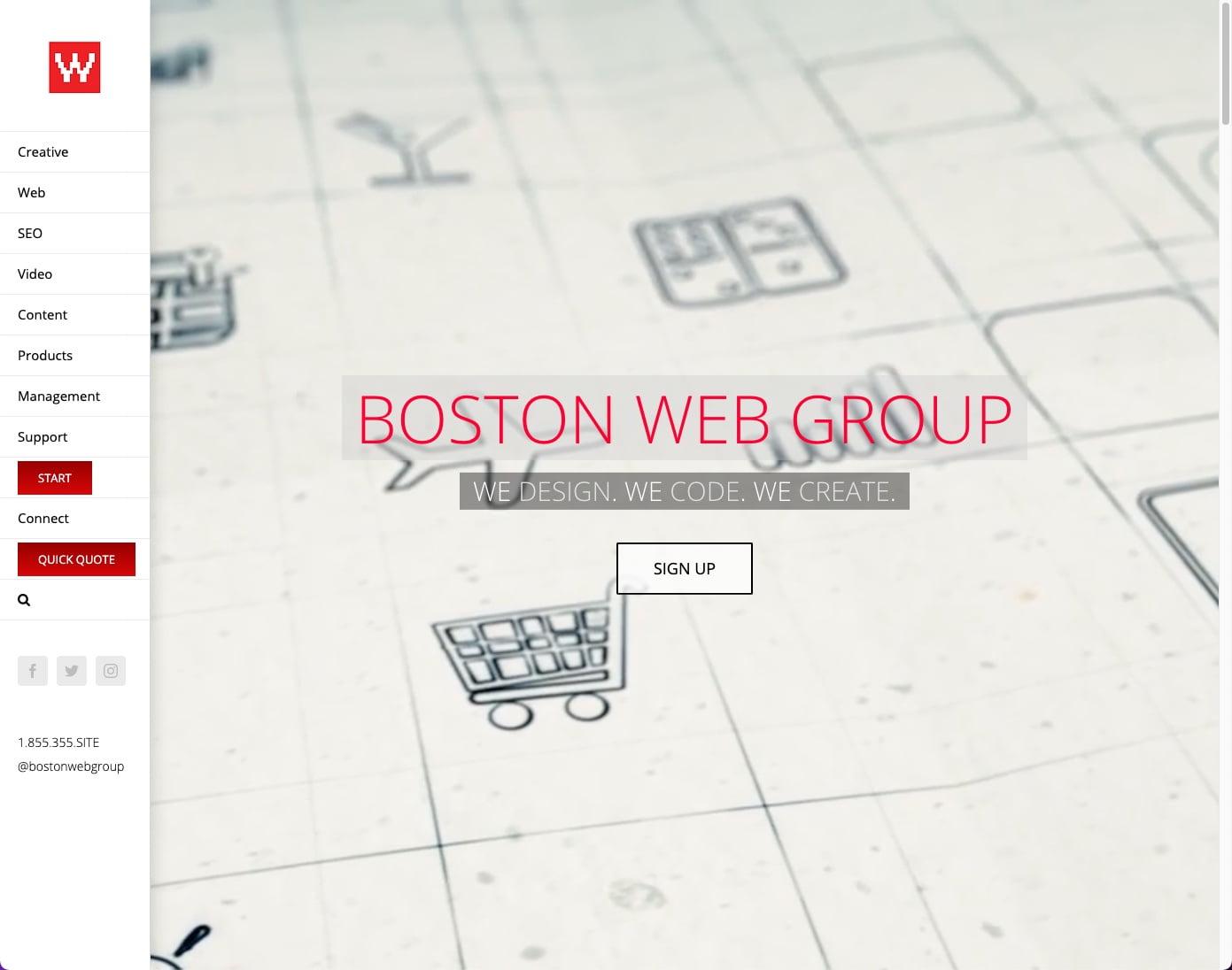 Boston Web Group