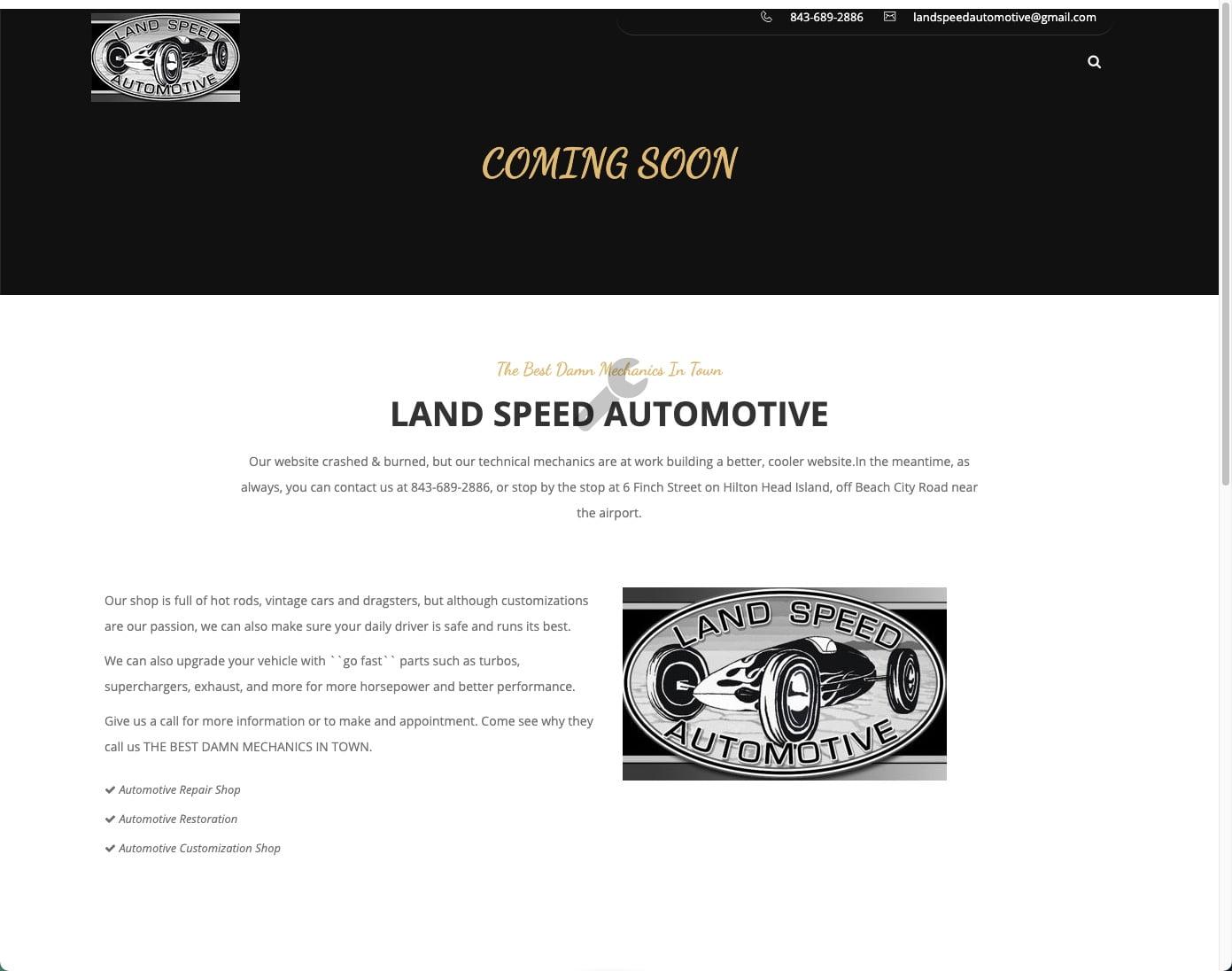 Land Speed Automotive Auto Repair