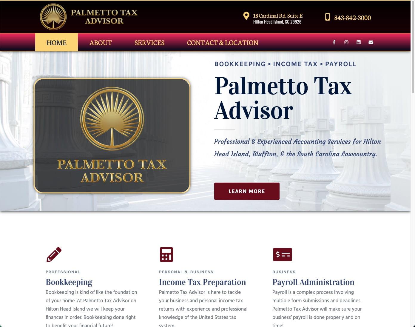 Palmetto Tax Advisor LLC