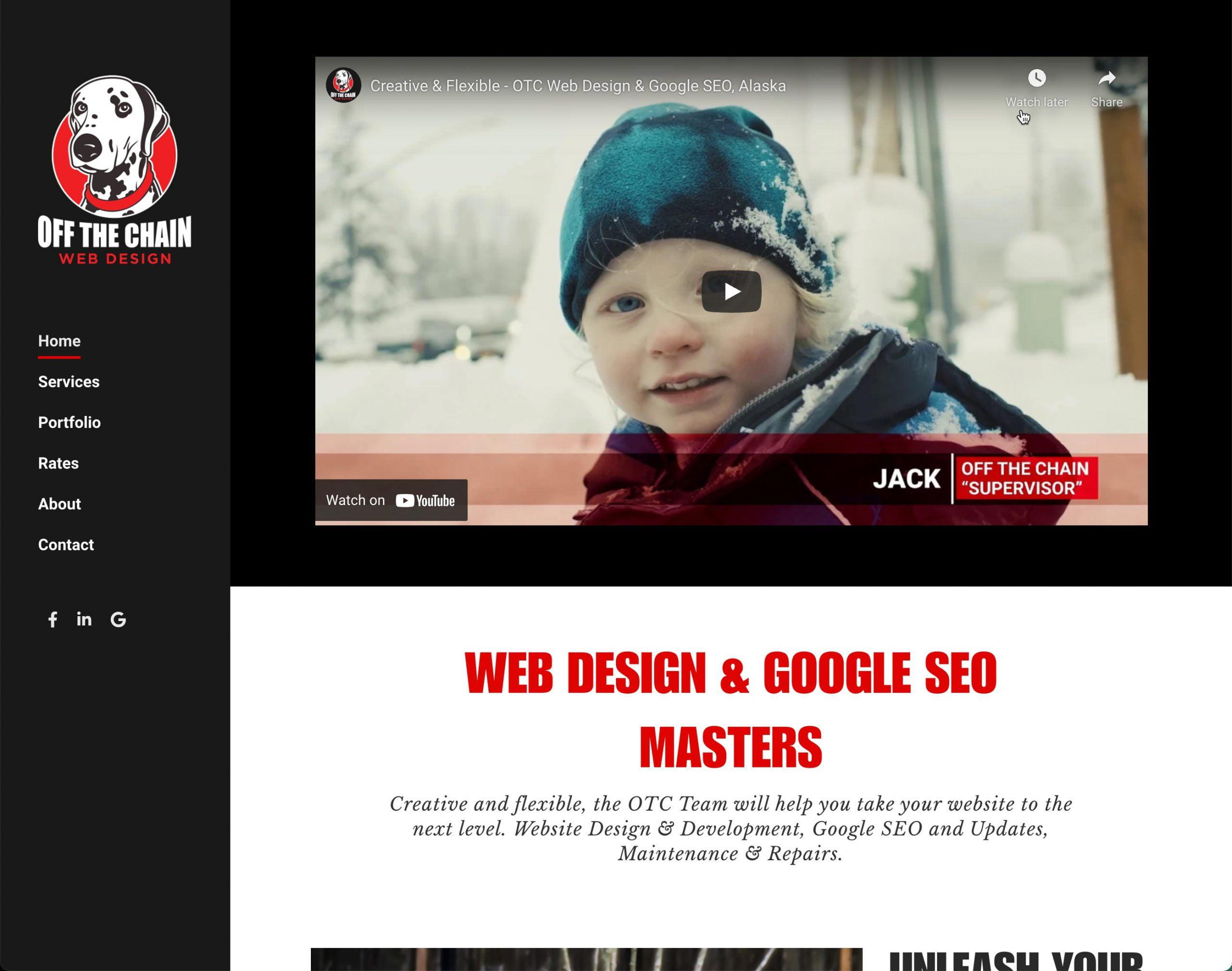 OTC Web Design