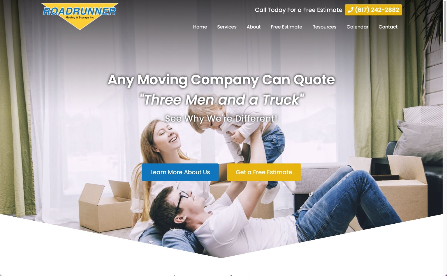 Roadrunner Moving & Storage